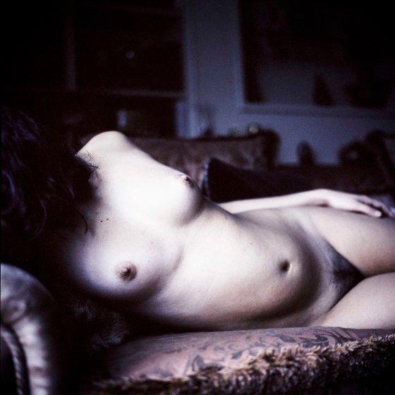 Nudes in Cold 2. Caroline Tabet.